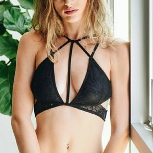 Other - Scrappy Lace Bralette